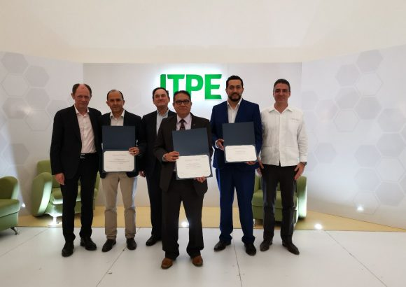 ITPE recibe acreditación por parte del IFP Training